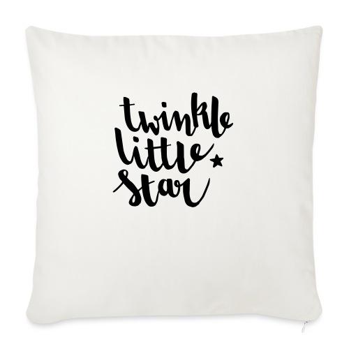 twinkle little star - Sofakissen mit Füllung 44 x 44 cm