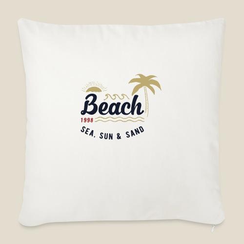 Outdoor beach - Coussin et housse de 45 x 45 cm