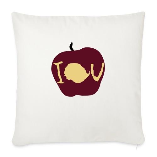 IOU (Sherlock) - Sofa pillow with filling 45cm x 45cm