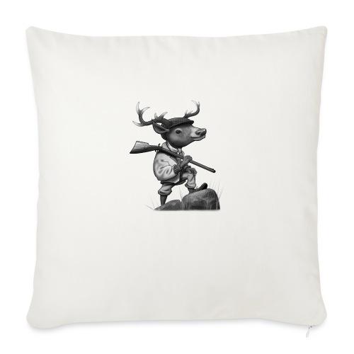 Deer Hunter - Sofakissen mit Füllung 44 x 44 cm