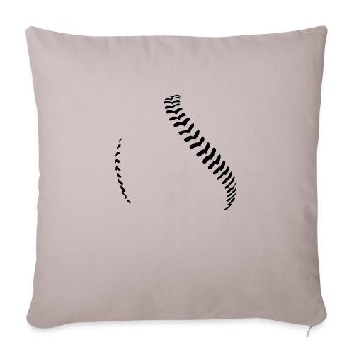 Baseball - Sofa pillow with filling 45cm x 45cm