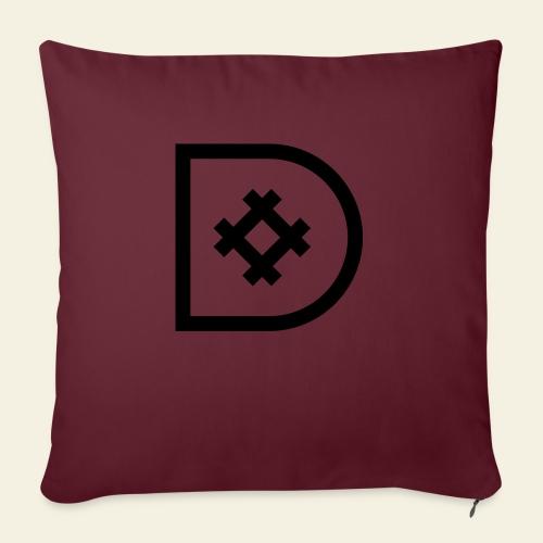 Icona de #ildazioètratto - Cuscino da divano 44 x 44 cm con riempimento