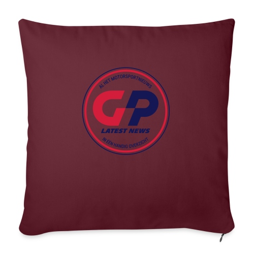 retro - Sofa pillow with filling 45cm x 45cm