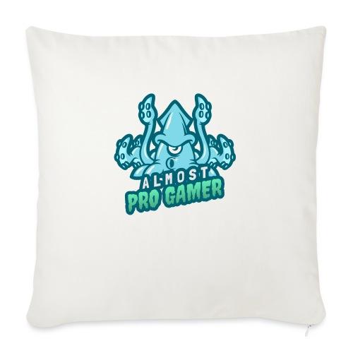 Almost Pro Gamer - Cuscino da divano 44 x 44 cm con riempimento