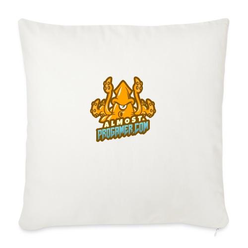 gaming logo maker featuring a squid monster 1847f - Cuscino da divano 44 x 44 cm con riempimento