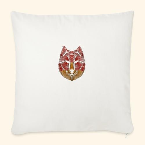 Loup Roux - Sofa pillow with filling 45cm x 45cm