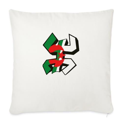 algérien - Coussin et housse de 45 x 45 cm