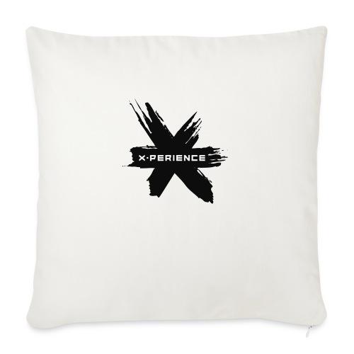 x-perience - Das neue Logo - Sofakissen mit Füllung 44 x 44 cm