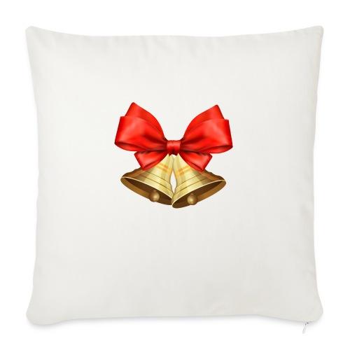 Pngtree christmas bell 3715872 - Cojín de sofá con relleno 44 x 44 cm