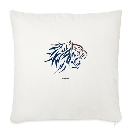 tiger vector - Cojín de sofá con relleno 44 x 44 cm