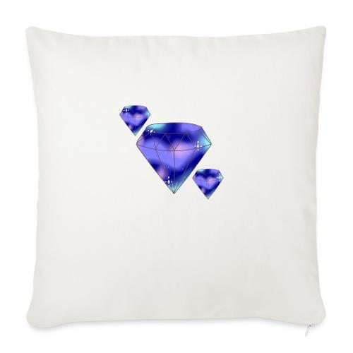 Diamonds - Sofapude med fyld 44 x 44 cm