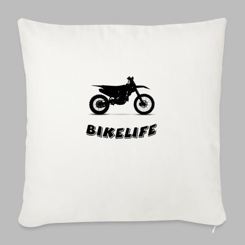 Bikelife - Soffkudde med stoppning 44 x 44 cm