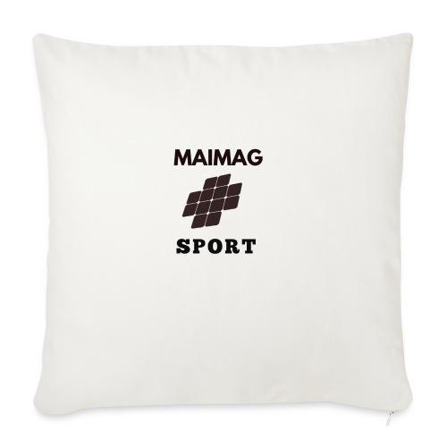 Maimag estilo - Cojín de sofá con relleno 44 x 44 cm