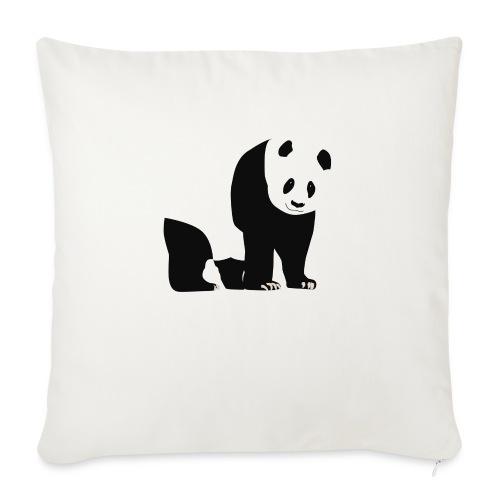 Panda - Sohvatyynyt täytteellä 44 x 44 cm