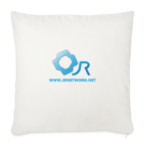 Official Logo - Sofa pillow with filling 45cm x 45cm
