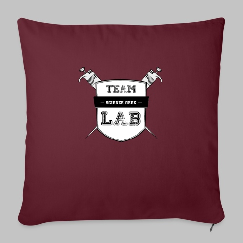 Team Lab - Sofa pillow with filling 45cm x 45cm