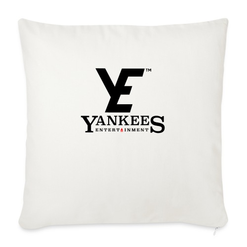 ye black - Sofa pillow with filling 45cm x 45cm