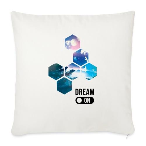 Dream on - Coussin et housse de 45 x 45 cm
