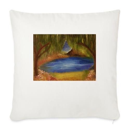 hop1 - Sofa pillow with filling 45cm x 45cm
