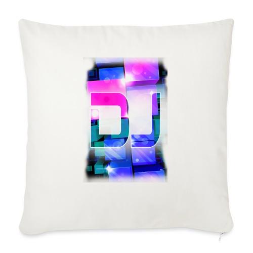 DJ by Florian VIRIOT - Coussin et housse de 45 x 45 cm