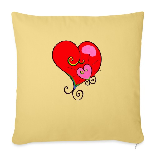 Magic Mother & Magic Child - Sofa pillow with filling 45cm x 45cm