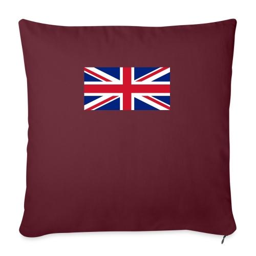 United Kingdom - Sofa pillow with filling 45cm x 45cm