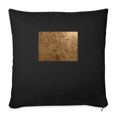 nave - Cojín de sofá con relleno 44 x 44 cm