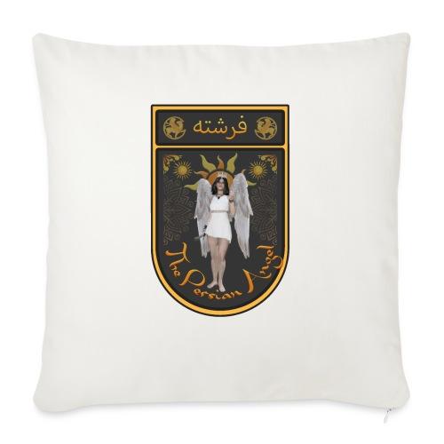 Persian Angel Anahita - Farsi Angel - Sofa pillow with filling 45cm x 45cm