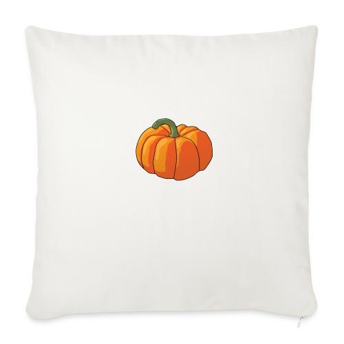 Pumpkin - Cuscino da divano 44 x 44 cm con riempimento