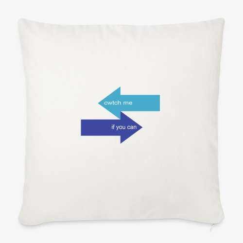 Cwtch Me - Sofa pillow with filling 45cm x 45cm