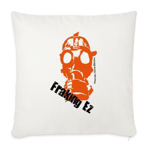 Anti - fraking - Cojín de sofá con relleno 44 x 44 cm