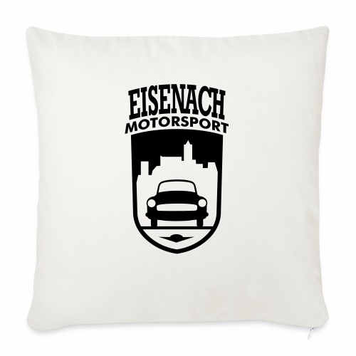 Wartburg Motorsport Eisenach Coat of Arms - Sofa pillow with filling 45cm x 45cm