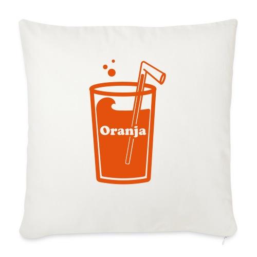 Oranja - Bankkussen met vulling 44 x 44 cm