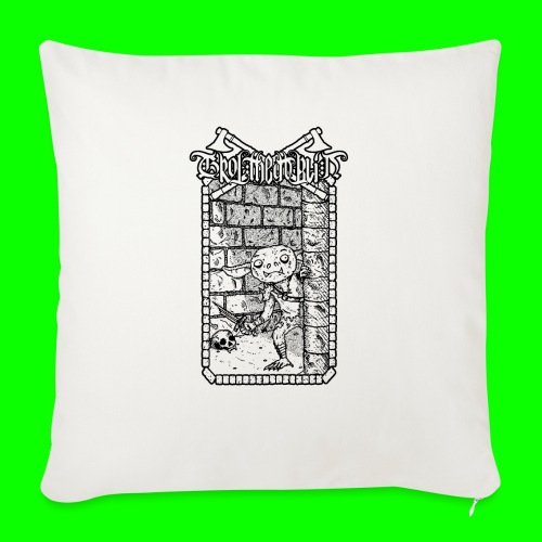 Return to the Dungeon - Sofa pillow with filling 45cm x 45cm