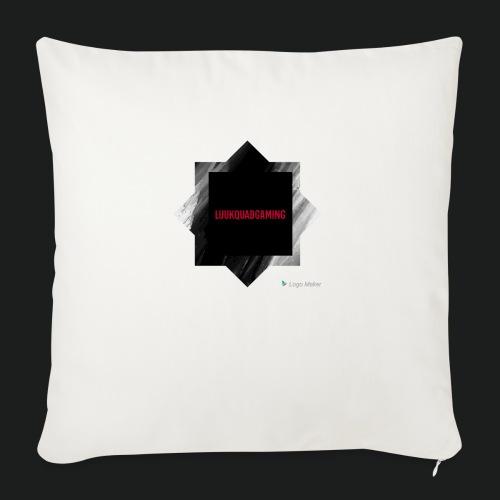 New logo t shirt - Bankkussen met vulling 44 x 44 cm