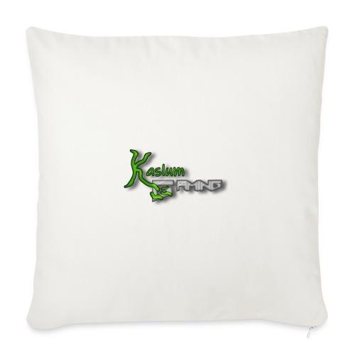 Kaslum Gaming Logo - Sofapude med fyld 44 x 44 cm