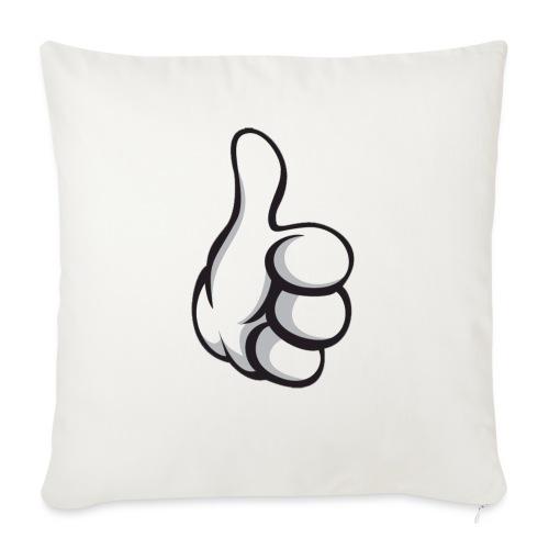 2 - Cuscino da divano 44 x 44 cm con riempimento
