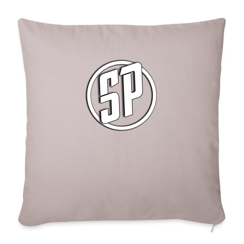 SPLogo - Sofa pillow with filling 45cm x 45cm
