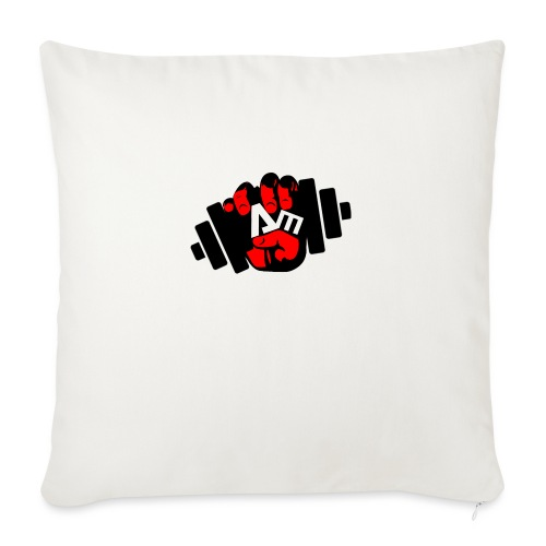 ANTONIO MESSINA ANTOFIT93 - Cuscino da divano 44 x 44 cm con riempimento
