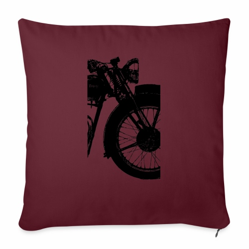 speed twin - Sofa pillow with filling 45cm x 45cm