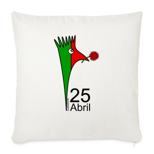 Galoloco - 25 Abril - Sofa pillow with filling 45cm x 45cm
