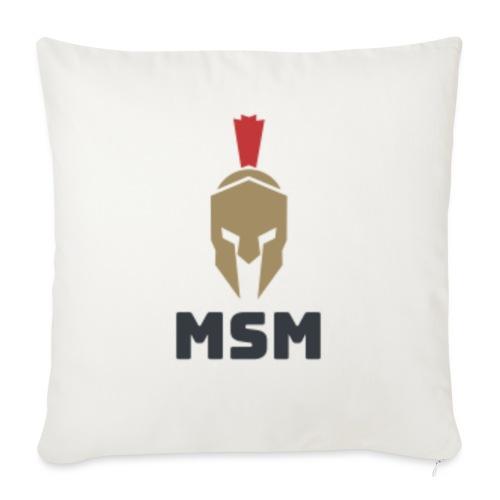 MSM Warrior - Sofapude med fyld 44 x 44 cm