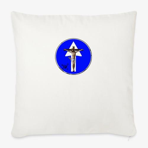 Gesù - Cuscino da divano 44 x 44 cm con riempimento