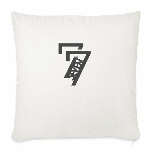 77 - Sofa pillow with filling 45cm x 45cm