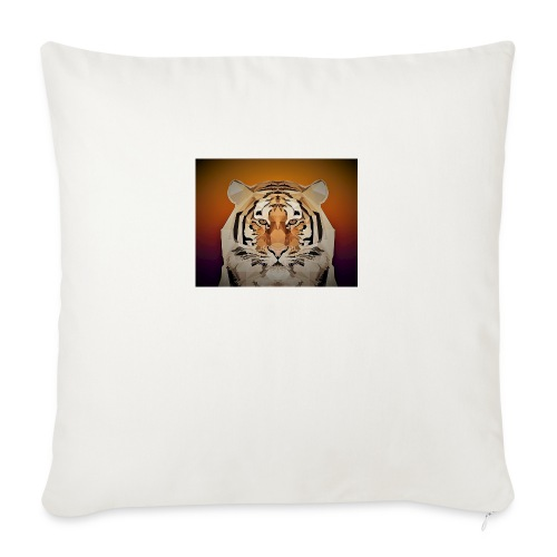 TIGER copy jpg edited windows - Sofa pillow with filling 45cm x 45cm