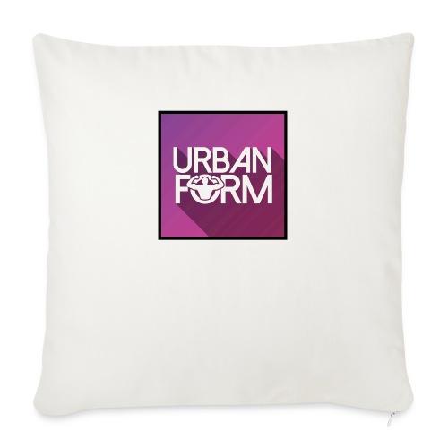 Logo URBAN FORM - Coussin et housse de 45 x 45 cm