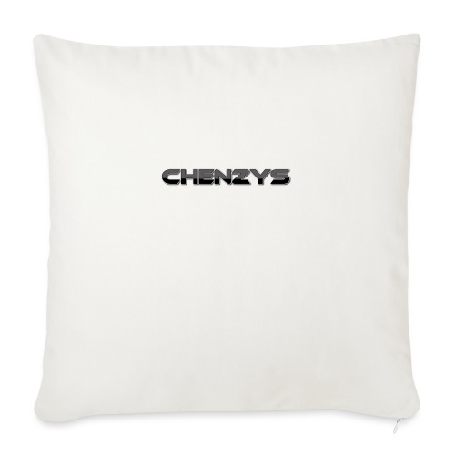 Chenzys print - Sofapude med fyld 44 x 44 cm