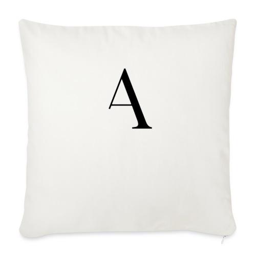 A Style - Cuscino da divano 44 x 44 cm con riempimento