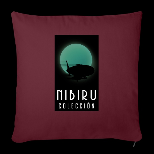 colección Nibiru - Cojín de sofá con relleno 44 x 44 cm