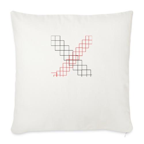 squares - Coussin et housse de 45 x 45 cm